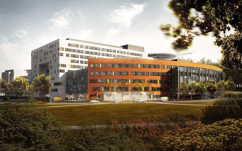 OBERMEYER HELIKA - Fakultní Nemocnice Královské Vinohrady